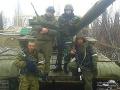 Ruský veliteľ priznal, že