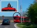 Mala to byť bežná jazda: Keď sa vodič priblížil k MHD, neveril vlastným očiam!