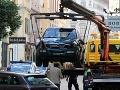 Šialenec v Grazi narazil
