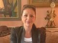 Nora Mojsejová bola online: