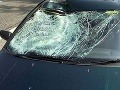 Dopravná nehoda na Liptove: Zahynul 61-ročný muž