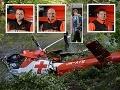 Pád záchranárskeho vrtuľníka v Slovenskom raji: Ako a prečo prišli štyria skúsení muži o život?