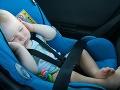 Najhoršie úmrtia v rozpálených autách: Policajti ukázali hrozivú TABUĽKU, smrť už pri 20 stupňoch!