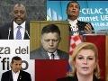 Zoradili rebríček najsexi svetových politikov: Pohľad Fica na umiestnenie musel prekvapiť!