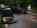 Ďalší vyhasnutý život: FOTO Pri dopravnej nehode v Senici zahynul 49-ročný muž