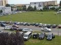 Parkovanie počas výstav pri