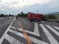 Ďalšia nehoda na slovenských