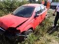 Dopravná nehoda, ktorú zavinil