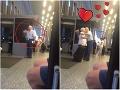 VIDEO, ktoré vyvolalo na internete dojemnú búrku: Krásny dôkaz, že láska kvitne vždy a všade!