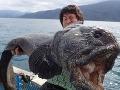 Žiadny vtip: Neďaleko Fukušimy rybár vylovil tvora, z ktorého by sa vám podlomili kolená
