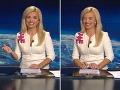 Puškárovej smiech v Televíznych