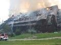 Dramatické okolnosti požiaru v