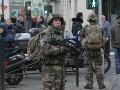 Francúzska polícia uskutočnila dnes