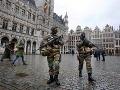 Policajti sú v Bruseli