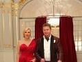 Do Reduty si to namierili aj riaditeľka Fashion TV Gabriela Drobová s partnerom Karolom Rumanom.