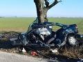 FOTO Tragická nehoda pri Trnave: Zomrel Michal (†26), ak ste nehodu videli, kontaktujte políciu