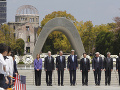 Šéfovia diplomacií G7 prijali