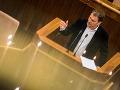 OĽaNO si žiadajú nezávislého predsedu Národnej rady: Do parlamentu už predložili návrh