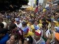 Generálny štrajk vo Venezuele: Štátne firmy vyzvali na jeho bojkot
