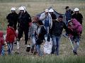 Rozsiahla utečenecká kríza je na spadnutie: OSN varuje pred tisíckami migrantov