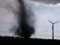 Európa, priprav sa! Už to vypuklo aj u nás: VIDEO Nemecko zasiahli dve tornáda naraz!
