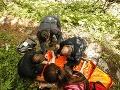 Horskí záchranári pomáhali poľskému chlapčekovi (2): Padol a privodil si veľkú ranu na hlave