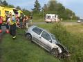 Tehotná žena nezastavila na stopke a spôsobila nehodu troch áut: Okamžitý boj o život dieťatka!