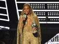 Beyoncé je radosťou celá