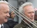 Clint Eastwood nakrútil celý