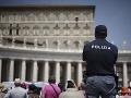 Talianska polícia