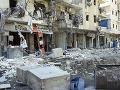 Zmena v Sýrii: Začal sa odsun povstalcov z okolia hlavného zdroja pitnej vody pre Damask