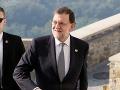 Terorizmus je hlavným problémom Európy, vyhlásil premiér Rajoy