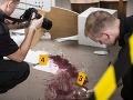 FOTO Najnovšie mapy zločinov