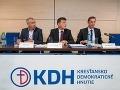 KDH nemôže ustúpiť z ochrany manželstva ako jedinečného zväzku muža a ženy, a ani neustúpi