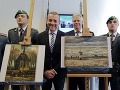 FOTO Našli ukradnuté obrazy van Gogha: Mafián ich skrýval vo svojom dome pri Neapole!