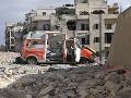Počas vojny v Sýrii sa využíva nečakaná zbraň: Obce sú ničené vodou