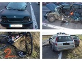 FOTO Nehody v Trnave:
