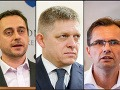 Rajtár s Galkom kritizujú Smer: Príčinou rastu extrémizmu je korupcia, ktorú páchajú