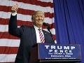 Trump vyhlásil, že predvolebné
