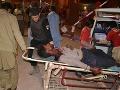 Islamisti vtrhli na policajnú