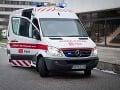 Vážna nehoda v Trstenej: