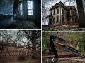 FOTOREPORTÁŽ Najdesivejšie opustené miesta