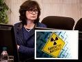 Prokurátor podal obžalobu v kauze rádioaktívnych zásielok doručených na slovenské súdy