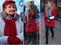 Gizka ako Červená čiapočka, Kvetka v bačkorách a... Šmrncovná pani Sajfová: Markizáci na Vianočných trhoch!