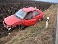 FOTO Dvoch tragických nehôd: Nevoľno za volantom a zrážka s chodcom