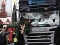 Zdemolované vianočné trhy v