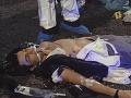 Na snímke telo Tunisana