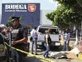 FOTO Streľba v mexickom Acapulcu: Neznámi muž zabil na parkovisku šesť ľudí