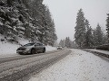 Sneženie na Čertovici
