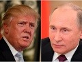 Veľký telefonát prezidentov svetových veľmocí: Trump poďakoval Putinovi za jeho slová